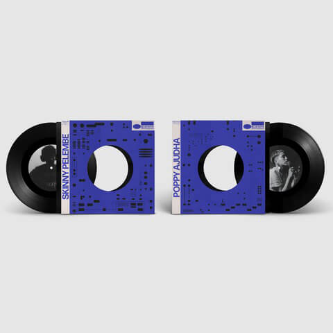 √Watermelon Man / Illusion (Silly Apparition) - Ltd. 7'' Single von Poppy Ajudha / Skinny Pelembe - Vinyl jetzt im Bravado Shop