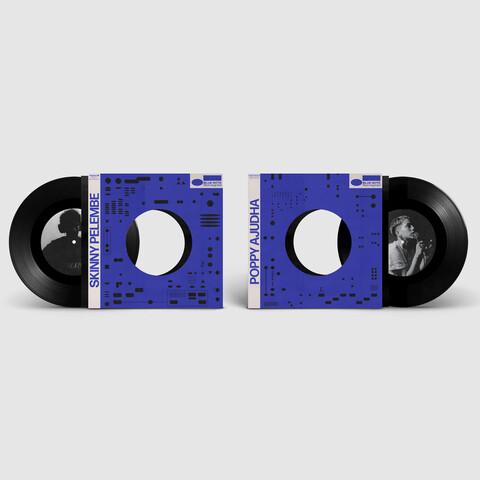 Watermelon Man / Illusion (Silly Apparition) - Ltd. 7'' Single von Poppy Ajudha / Skinny Pelembe - Vinyl jetzt im Bravado Shop