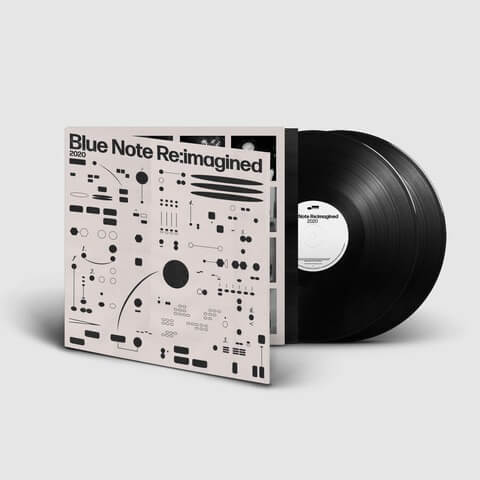 √Blue Note Re:imagined von Blue Note Re:imagined - LP jetzt im Bravado Shop