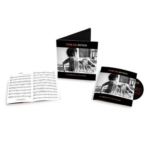 √Pick Me Up Off The Floor (Ltd. Deluxe Edition) von Norah Jones - CD jetzt im Bravado Shop