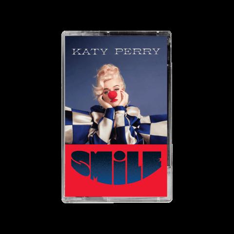 √Smile (Ltd. Cassette) von Katy Perry - MC jetzt im Bravado Shop