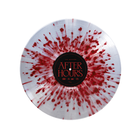 √After Hours (Ltd. Collector's Vinyl 001) von The Weeknd - LP jetzt im Bravado Shop