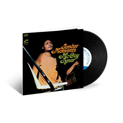 √Tender Moments (Vinyl Poet Vinyl) von McCoy Tyner - LP jetzt im Bravado Shop