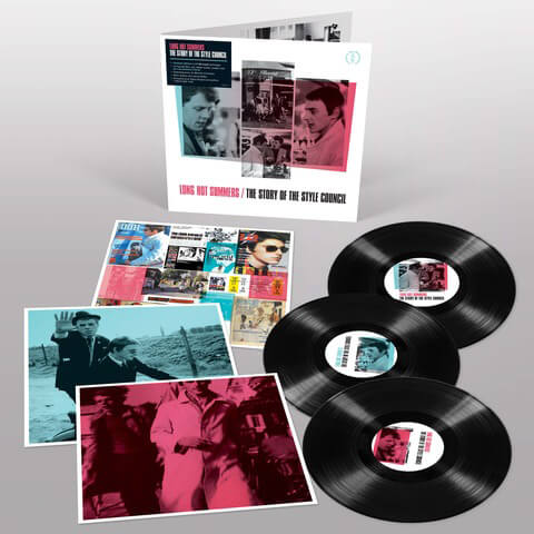 Long Hot Summers: The Story of The Style Council von The Style Council - 3LP jetzt im Bravado Shop