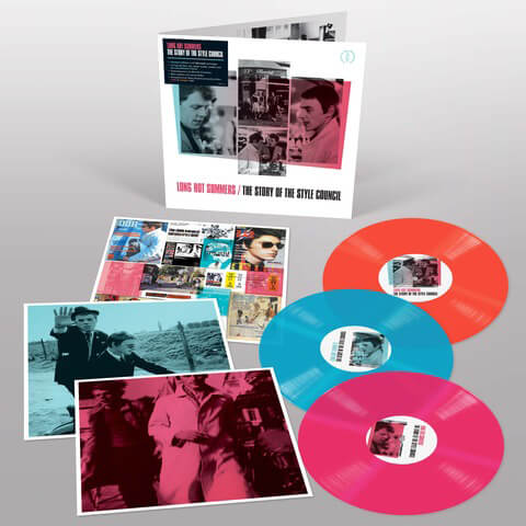 √Long Hot Summers: The Story of The Style Council ( Exkl. Coloured 3LP ) von The Style Council -  jetzt im Bravado Shop