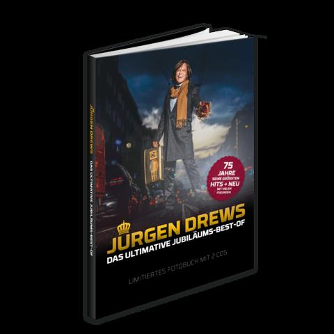 √Die Ultimative Jubiläums-Best-Of (Ltd. Fotobuch Edition) von Jürgen Drews - Box set jetzt im Bravado Shop