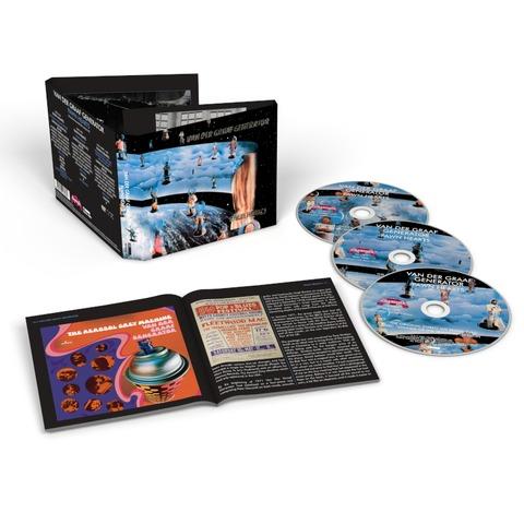 Pawn Hearts (2CD+DVD Remastered) von Van Der Graaf Generator - 2CD+DVD jetzt im Bravado Shop