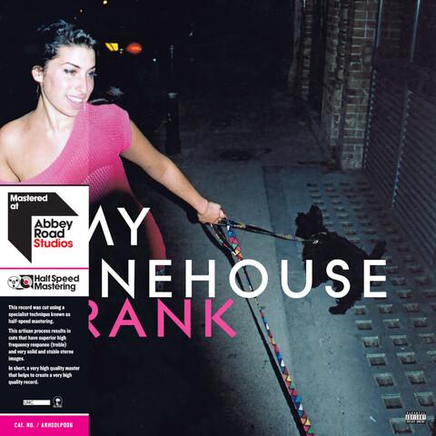 √Frank (Half Speed Master) von Amy Winehouse - 2LP jetzt im Bravado Shop