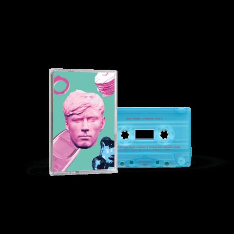 √Dreamland (Ed Green Art Cassette) von Glass Animals - MC jetzt im Bravado Shop
