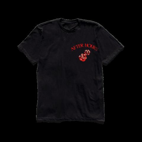 √After Hours Dice Tee von The Weeknd - T-Shirt jetzt im Bravado Shop