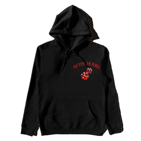 √After Hours Dice Pullover Hood von The Weeknd - Hoodie jetzt im Bravado Shop
