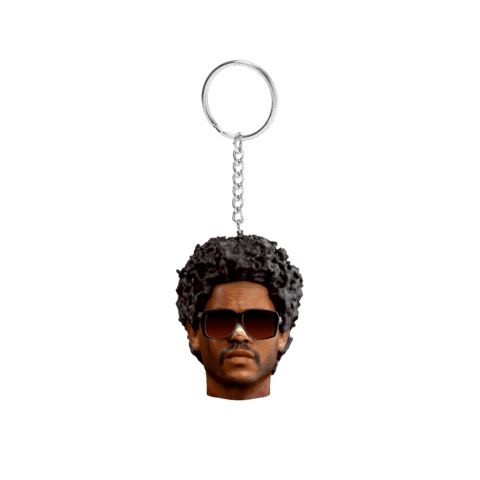 √After Hours 3D Sculpted Keyring von The Weeknd -  jetzt im Bravado Shop