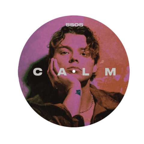 CALM (Ltd. Picture Disc with Ashton Remix Track) von 5 Seconds of Summer - LP jetzt im Bravado Shop