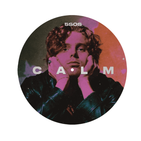 √CALM (Ltd. Picture Disc with Luke Remix Track) von 5 Seconds of Summer -  jetzt im Bravado Shop