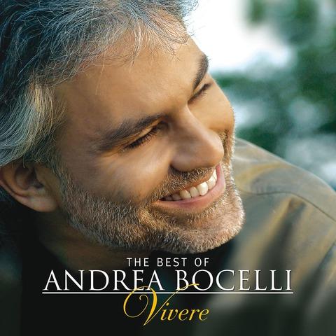 √The Best Of- Vivere von Andrea Bocelli - CD jetzt im Bravado Shop