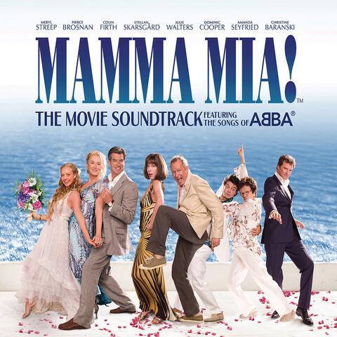 √Mamma Mia (OST) von Various Artists - cd jetzt im Bravado Shop