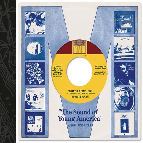"The Complete Motown Singles Vol. 11: 1971 (Teil 1) (5CD + Vinyl 7"") von Various Artists - Boxset jetzt im Bravado Shop"