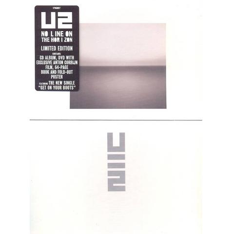 No Line On The Horizon (Limited Box Edition) von U2 - Boxset jetzt im Bravado Store