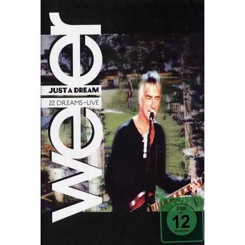Just A Dream - 22 Dreams Live (Ltd. Deluxe Edition DVD+CD) von Paul Weller - DVD + CD jetzt im Bravado Shop