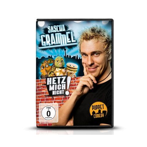 √Hetz Mich Nicht von Grammel,Sascha - DVD-Video Album jetzt im Bravado Shop