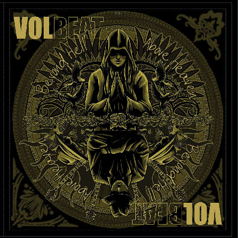 √Beyond Hell/Above Heaven von Volbeat - CD Enhanced jetzt im Bravado Shop