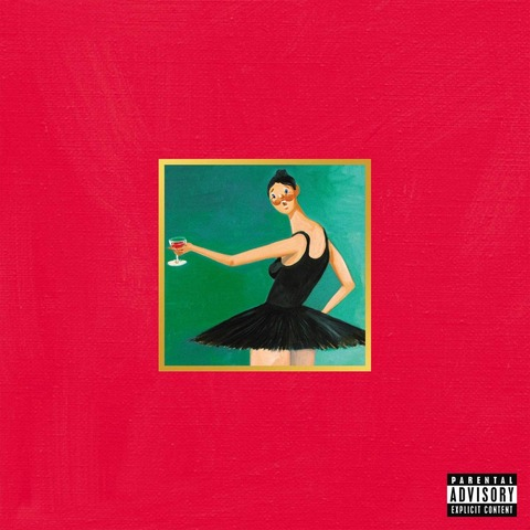 √My Beautiful Dark Twisted Fantasy (3LP) von Kanye West -  jetzt im Bravado Shop