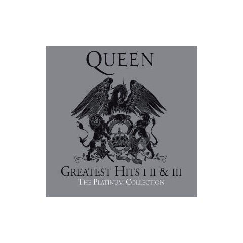 √The Platinum Collection (2011 Remastered) - 3 CD von Queen - CD jetzt im Bravado Shop