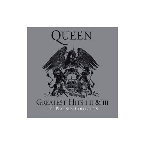 The Platinum Collection (2011 Remastered) - 3 CD von Queen - CD jetzt im Bravado Store