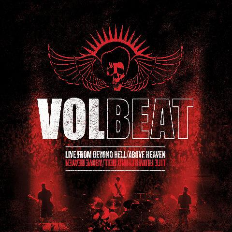 √Live From Beyond Hell/Above Heaven von Volbeat - CD jetzt im Bravado Shop