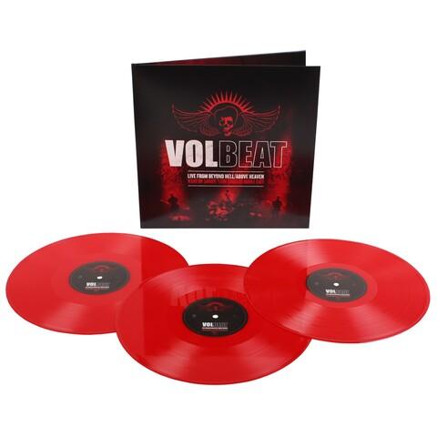 √Live From Beyond Hell/Above Heaven von Volbeat - LP jetzt im Bravado Shop