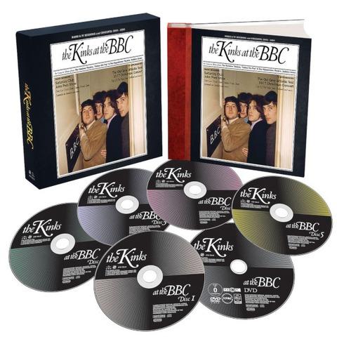 √At The BBC (Ltd. Edition Boxset) von The Kinks - Box set jetzt im Bravado Shop