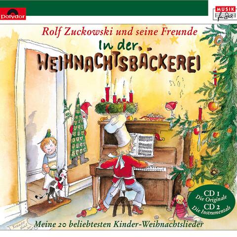 √In Der Weihnachtsbäckerei (2CD) von Rolf Zuckowski und Seine Freunde - 2CD jetzt im Bravado Shop