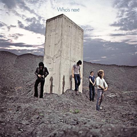 Whos Next von The Who - LP jetzt im Bravado Store