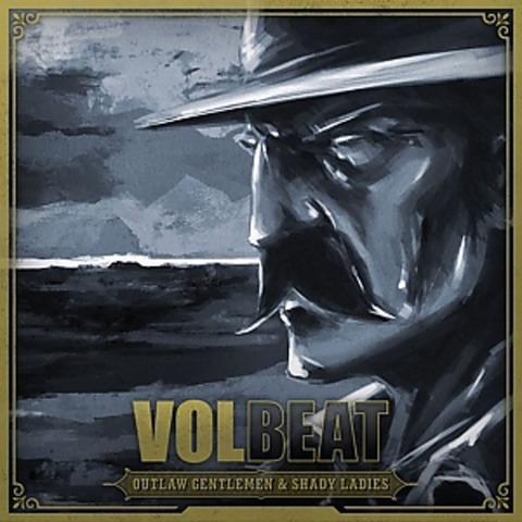 √Outlaw Gentlemen & Shady Ladies von Volbeat - LP jetzt im Bravado Shop