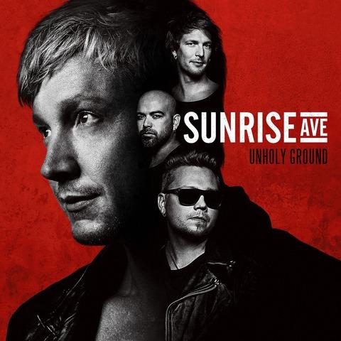 Unholy Ground von Sunrise Avenue - CD jetzt im Bravado Shop