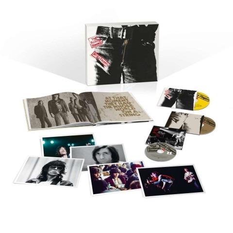 Sticky Fingers (Boxset) von The Rolling Stones - CD + DVD jetzt im Bravado Shop