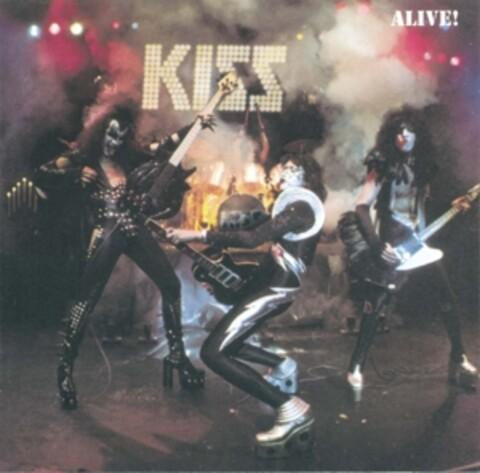 √Alive! (German Vinyl Edition) von Kiss - LP jetzt im Bravado Shop