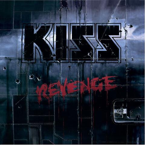 √Revenge (German Vinyl Edition) von Kiss - LP jetzt im Bravado Shop