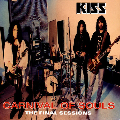 Carnival Of Souls: The Final (German Vinyl Edition) von Kiss - LP jetzt im Bravado Shop
