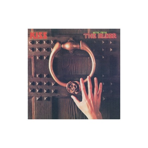 Music From The Elder (German Vinyl Edition) von Kiss - LP jetzt im Bravado Shop