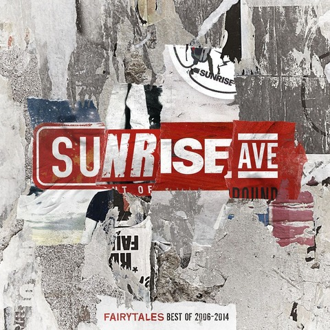 √Fairytales-Best Of 2006-2014 von Sunrise Avenue -  jetzt im Bravado Shop