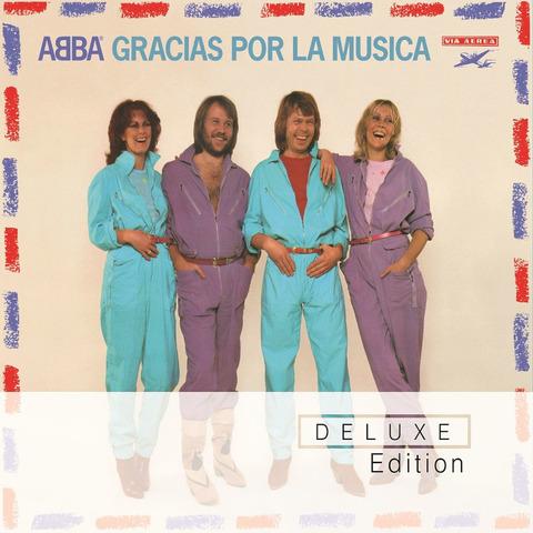 Gracias Por La Musica (CD+DVD) von ABBA - CD+DVD jetzt im Bravado Store