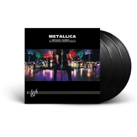 √S & M (3LP) von Metallica -  jetzt im Bravado Shop