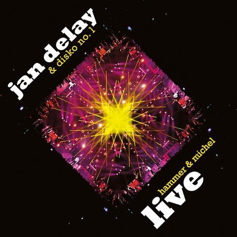 Hammer & Michel (Live Aus Der Philipshalle) von Delay,Jan - CD jetzt im Bravado Shop