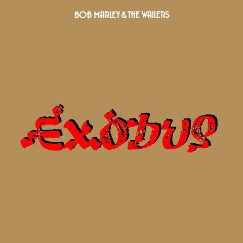 Exodus von Bob Marley & The Wailers - LP jetzt im Bravado Shop