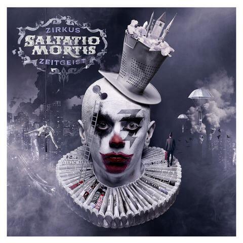 √Zirkus Zeitgeist von Saltatio Mortis - CD jetzt im Bravado Shop