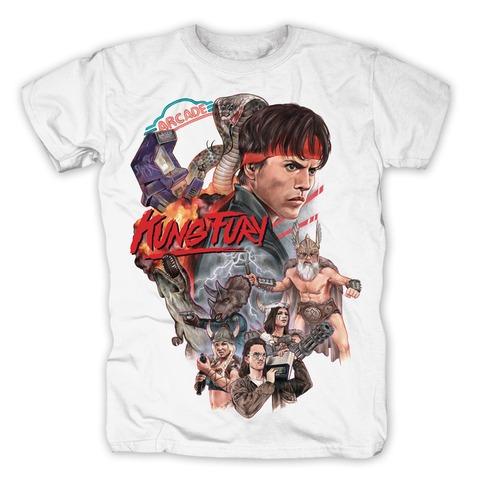 Arcade von Kung Fury - T-Shirt jetzt im Bravado Shop
