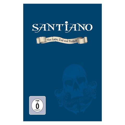 Von Liebe, Tod Und Freiheit (Limited Deluxe Fanbox) von Santiano - Boxset jetzt im Bravado Store
