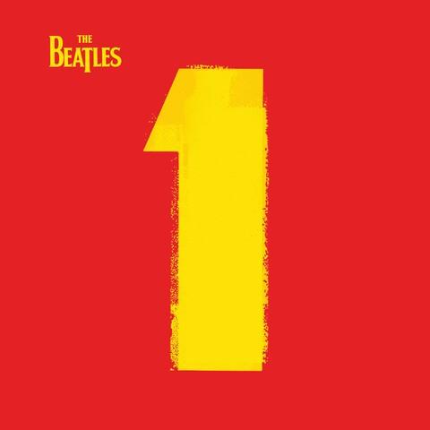 √1 (2LP - 2015 Remaster) von The Beatles - 2LP jetzt im Bravado Shop