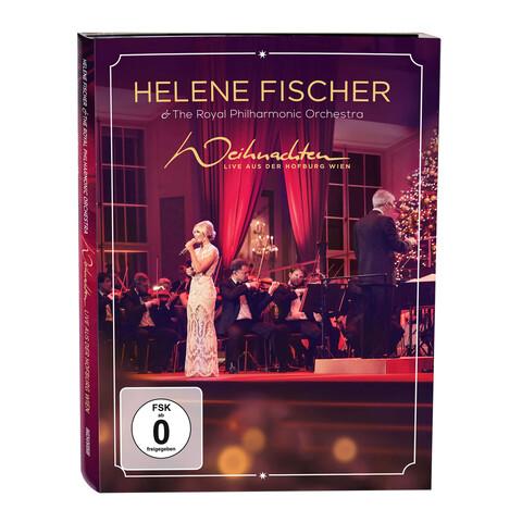 √Weihnachten - Live aus der Hofburg Wien (DVD) von Helene Fischer - DVD jetzt im Bravado Shop